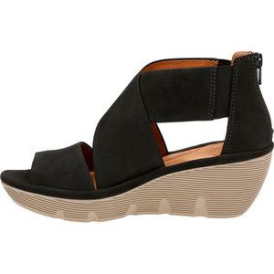 Women's Clarks Clarene Glamor Strappy Wedge Sandal